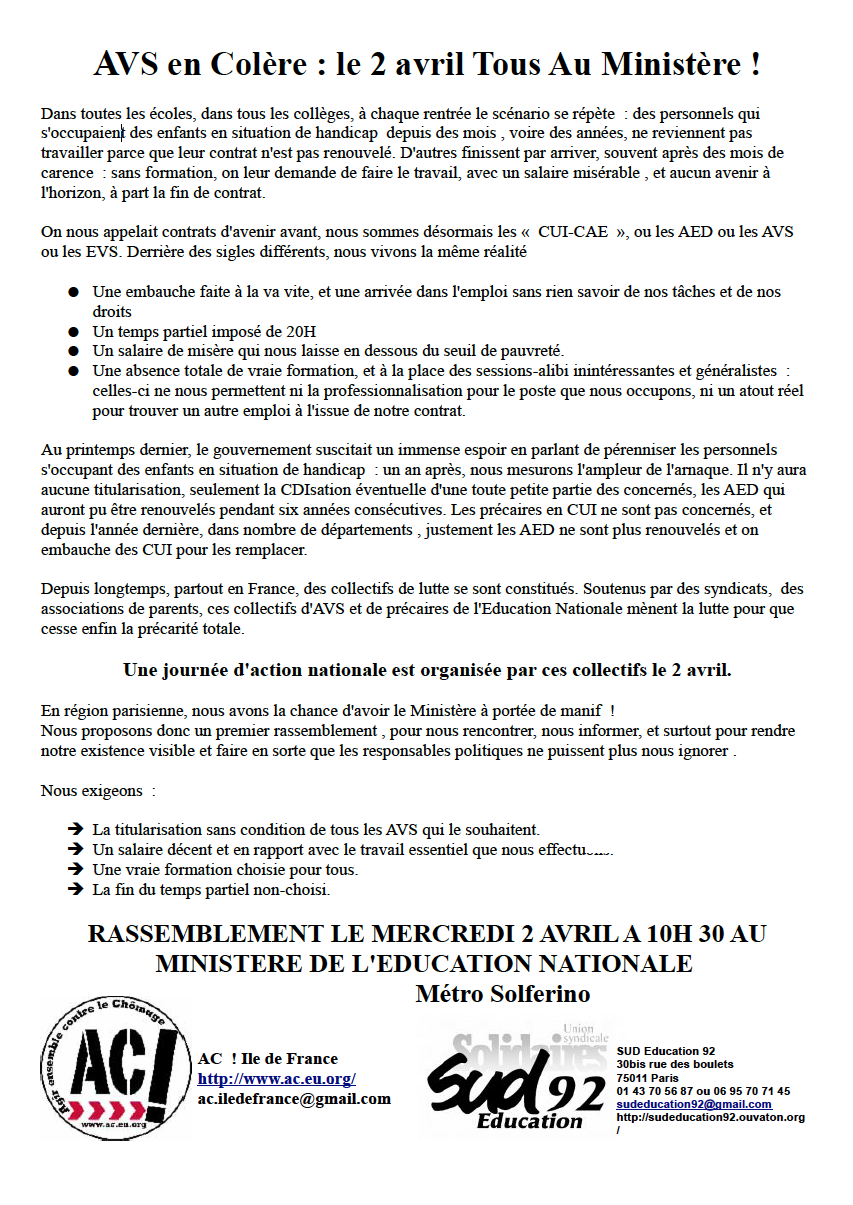 tract 2 avril